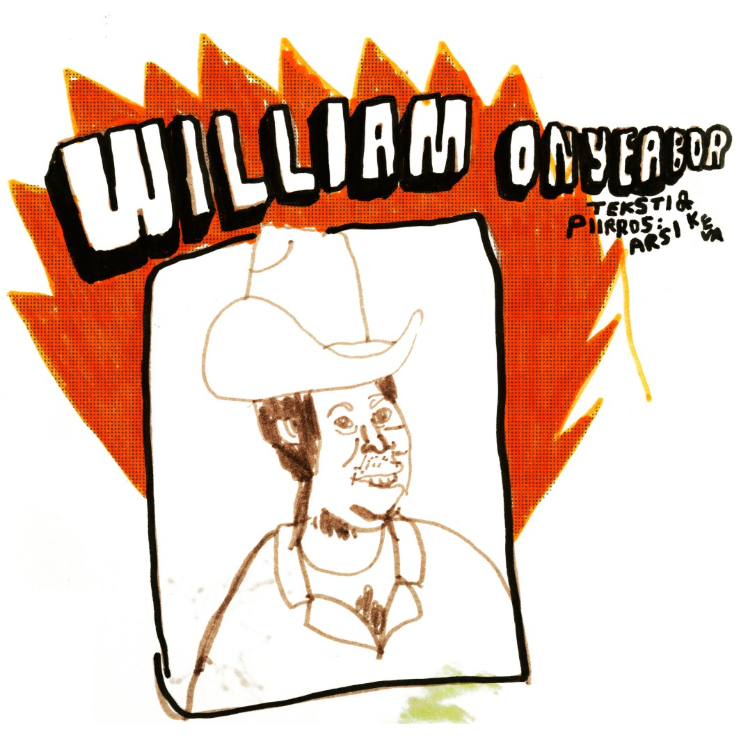 arsi keva william onyeabor